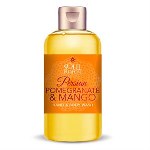 Picture of Persian Pomegranate Mango Body Wash - 8 oz